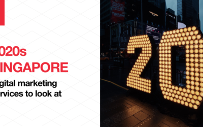 Digital marketing services is 2020s Singapore