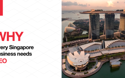 Digital marketing in Singapore