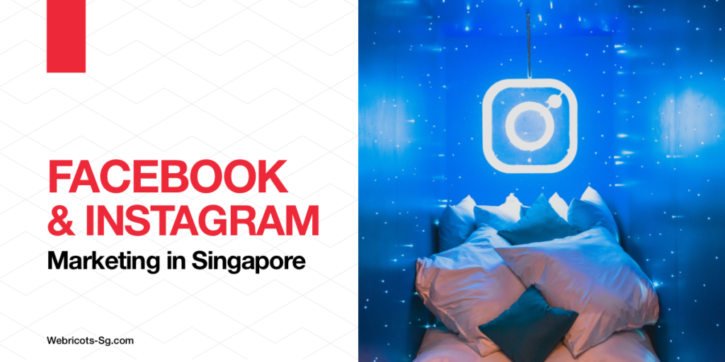 Instagram and Facebook Marketing in Singapore - Webricots Singapore