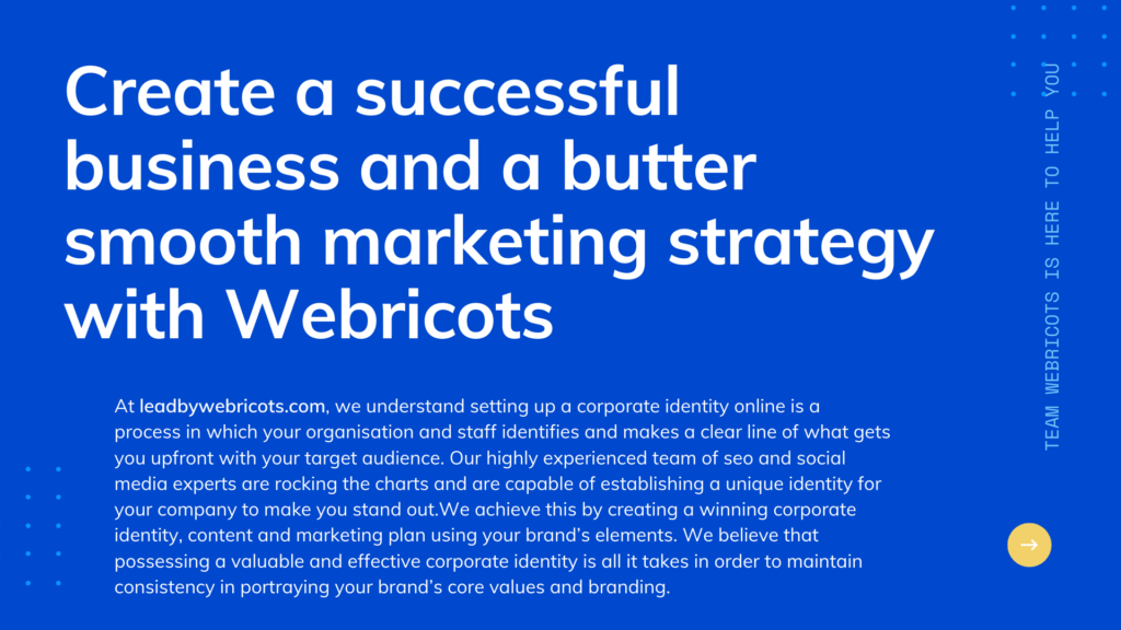 Top Digital Marketing Agency In India - Webricots